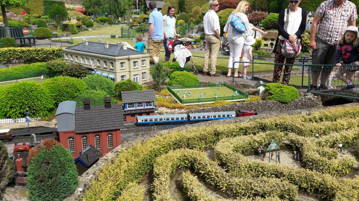 The original model village