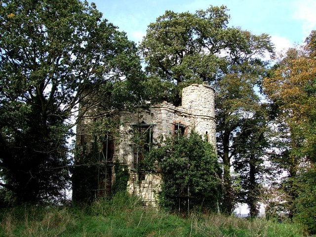 Wise to save a folly: Dinton Castle reborn