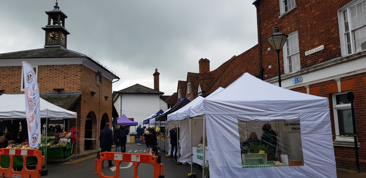 Princes Risborough: half a millennium of markets